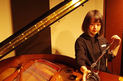 【東京六大学ピアノ連盟】ピアノレコーディング体験会レポート