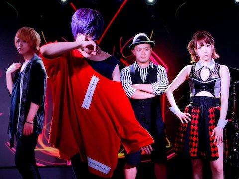 大阪を拠点にポップ、ミクスチャー、エモーショナルでキャッチーなメロディを歌う男女ツインボーカルバンドが登場!【Free Aqua Butterfly】