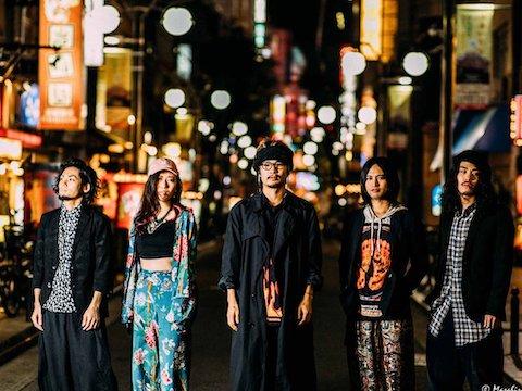 大阪から世界へ、世界から新世界へ!2010年結成次世代インストジャパニーズファンクバンドが登場!【Natural Killers】