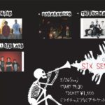5/26吉祥寺CLUB SEATA pre SIX SENSE Vol.2