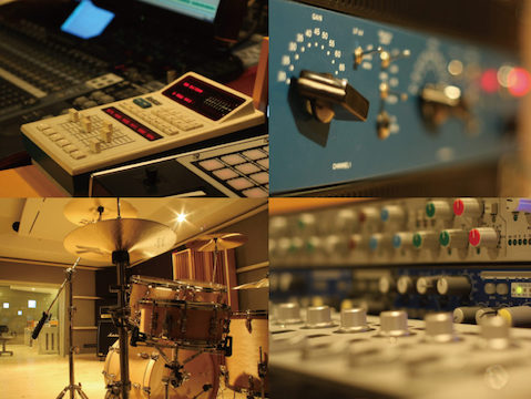 【ベースオントップのリモートレコーディングサービス】遠隔地からのディレクションやパート録音の参加ができます
