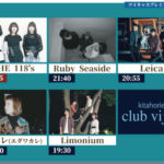 6/5北堀江club vijon 「THE LeLiRuRe Live streaming」