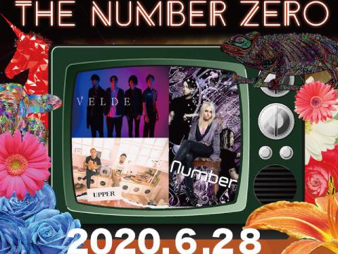 """6/28新宿ZircoTokyo The Number Zero x Zirco Tokyo """"in a stream, in a nightmare"""""""