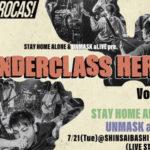2020.7.21心斎橋VARON UNDERCLASS HERO Vol.6