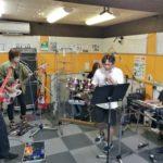 「L'Arc〜en〜Cielコピーセッション」@ベースオントップ尼崎店