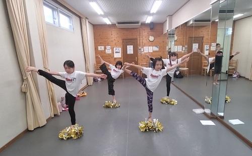 上手に踊れなくても大丈夫!楽しくレッスンできたらOK!【チアダンス】講師:平岡 真子 インタビュー