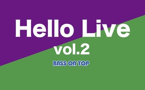 【出演者募集】心斎橋VARONでライブしませんか? Hello Live vol.2★ご好評により第二弾開催★